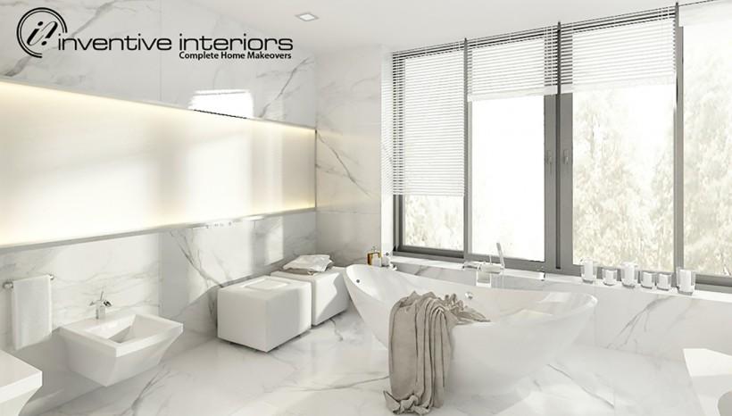 Very Large bathroom design