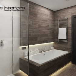 Luxury SPA bathroom design