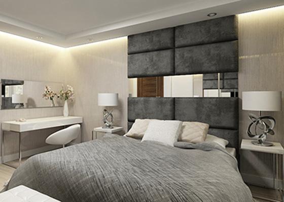 interior design and visuals