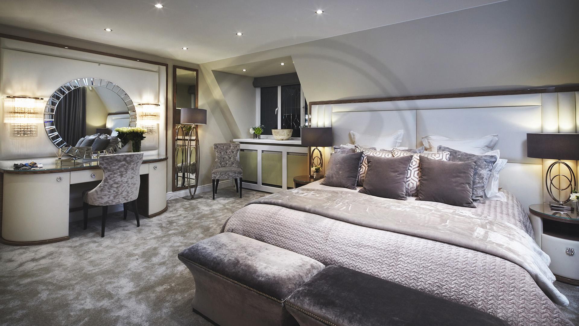 interior-designer-London-interior design loughborough_master bedroom